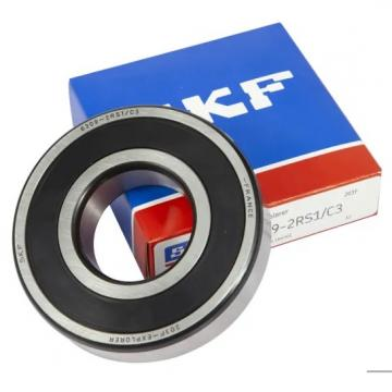 90 mm x 190 mm x 43 mm  SKF 6318-2RS1 deep groove ball bearings