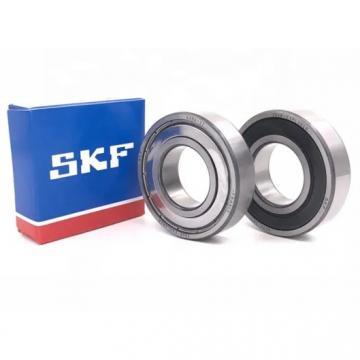 40 mm x 70 mm x 43 mm  KOYO DAC407043W angular contact ball bearings
