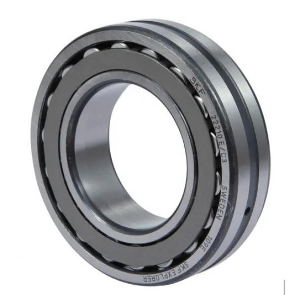 12 mm x 32 mm x 10 mm  NSK 6201NR deep groove ball bearings #2 image