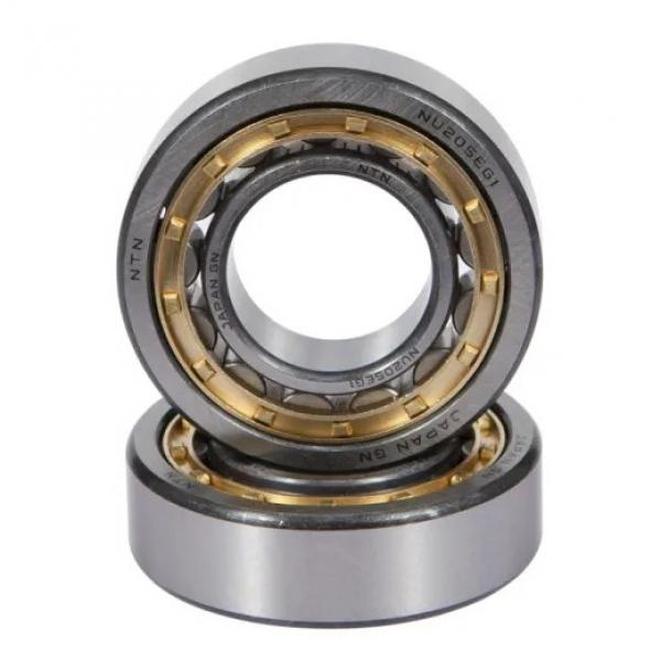 43 mm x 87 mm x 19,5 mm  NSK B43-8 deep groove ball bearings #1 image