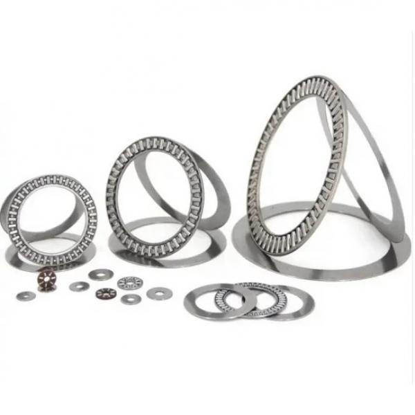 45 mm x 100 mm x 36 mm  NSK 2309 self aligning ball bearings #2 image